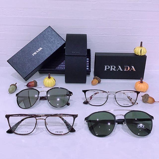 PRADA🕶サングラス品番:62TS カラー:1AB-7W1、1BO-5X1(偏光)¥34,000+tax¥39,000+tax(偏光) メガネ品番:58SVD カラー:1BO-1O1、ZVN-1O1¥41,000+tax(レンズ付) 🕶サングラス品番:58O カラー:5AV-6T2、ZVN-2H2¥36,000+tax#prada #プラダ #サングラス #メガネ #アイウェア #眼鏡 #長崎 #ココウォーク #小倉 #リバーウォーク
